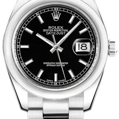 Rolex Datejust 178240 Ladies Case 31 Mm Movimiento automático